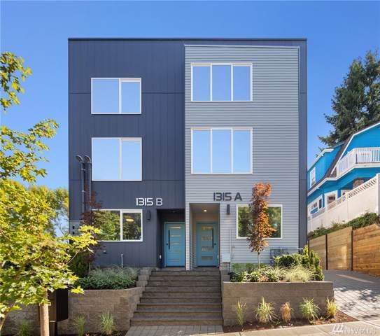 1315 N 50th St B, Seattle, WA 98103 (#1505408) :: Sweet Living