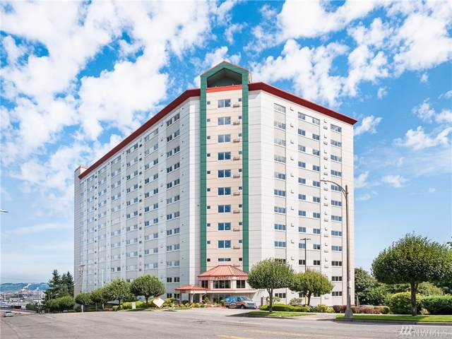 3201 Pacific Ave #602, Tacoma, WA 98418 (#1505468) :: Center Point Realty LLC