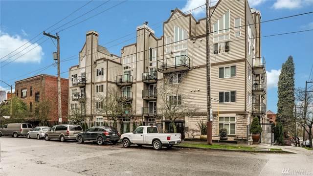231 Belmont Ave E #109, Seattle, WA 98102 (#1505499) :: Beach & Blvd Real Estate Group