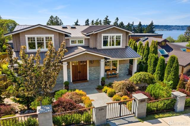 539 14th Ave W, Kirkland, WA 98033 (#1505513) :: Real Estate Solutions Group