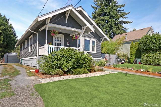 3912 High St, Everett, WA 98201 (#1505533) :: Ben Kinney Real Estate Team