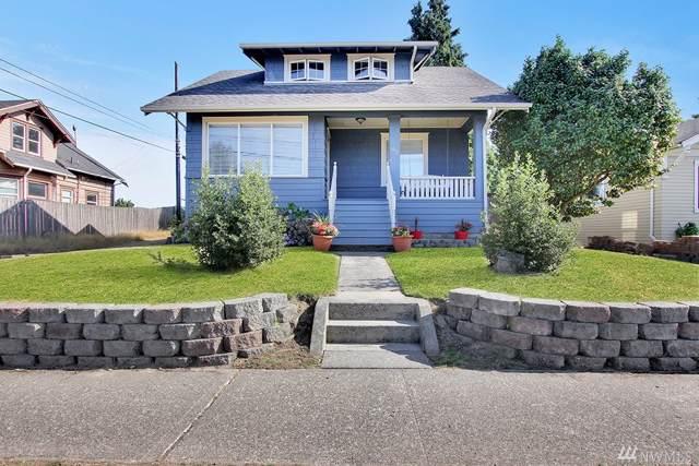 1612 S 25th St, Tacoma, WA 98405 (#1505582) :: McAuley Homes