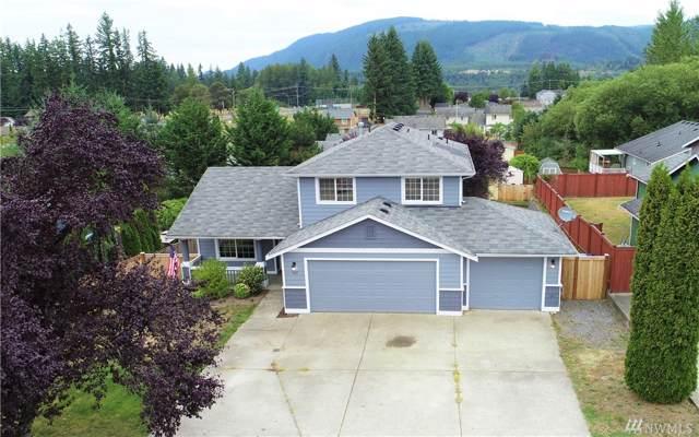 707 Saratoga St, Granite Falls, WA 98252 (#1505601) :: Real Estate Solutions Group