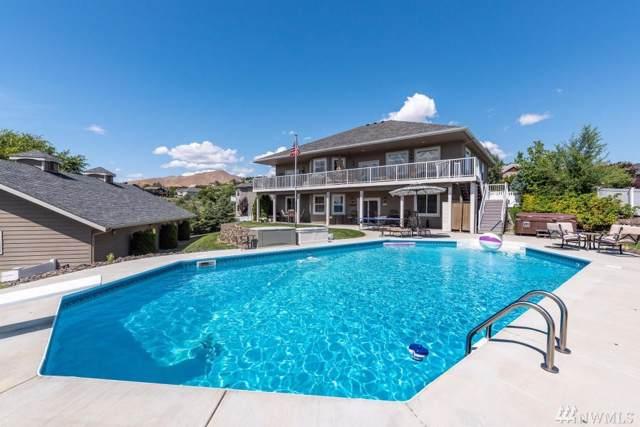1005 Ridge Crest Dr, Wenatchee, WA 98801 (#1505602) :: Ben Kinney Real Estate Team