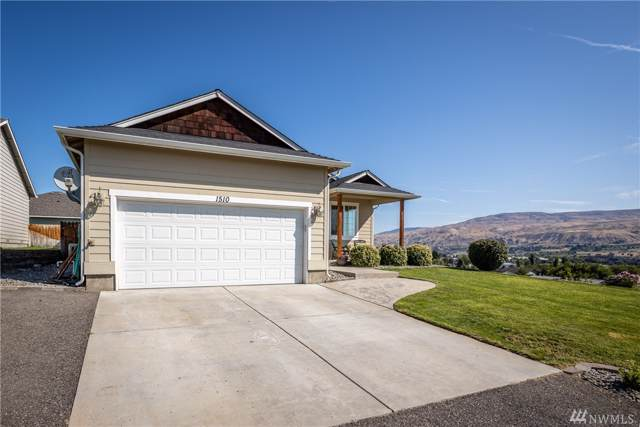 1510 Columbia View Ct, Wenatchee, WA 98801 (#1505621) :: Ben Kinney Real Estate Team