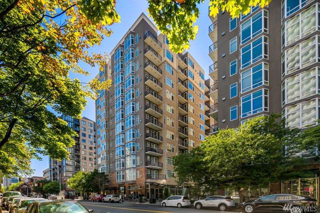 2801 1st Ave #508, Seattle, WA 98121 (#1505870) :: Real Estate Solutions Group