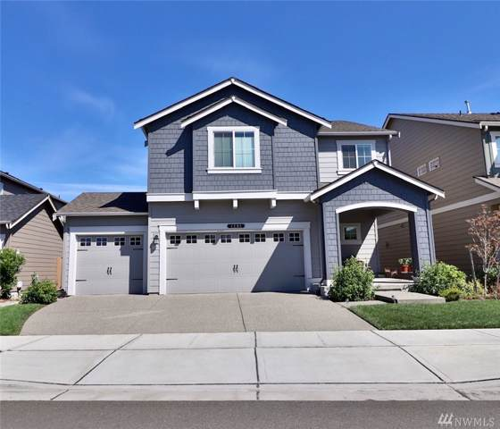 1201 29th St NW, Puyallup, WA 98371 (#1505879) :: Capstone Ventures Inc