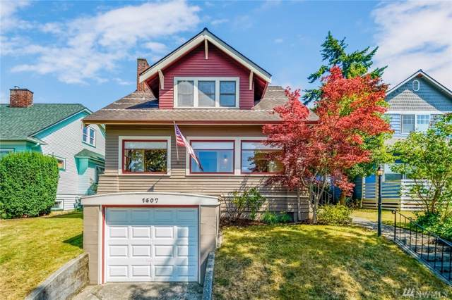 1607 Virginia Ave, Everett, WA 98201 (#1505885) :: The Robinett Group