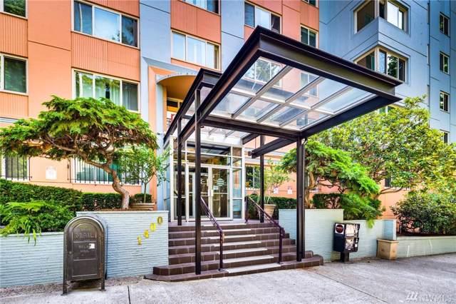 1400 Hubbell Place #1006, Seattle, WA 98101 (#1505892) :: Keller Williams Realty