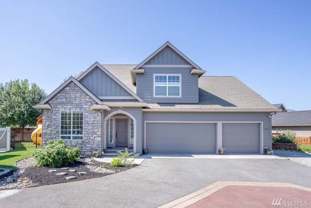 1465 Copper Loop, East Wenatchee, WA 98802 (#1505932) :: Ben Kinney Real Estate Team