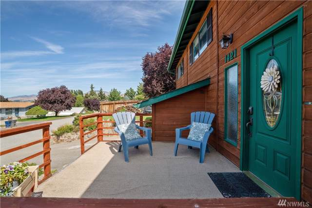 1421 N Anne Ave, East Wenatchee, WA 98802 (#1505982) :: Ben Kinney Real Estate Team