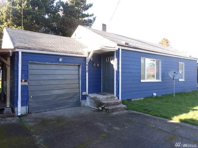 828 May St, Raymond, WA 98577 (#1506009) :: Canterwood Real Estate Team