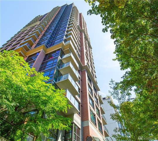 1420 Terry Ave #1505, Seattle, WA 98101 (#1506116) :: Real Estate Solutions Group