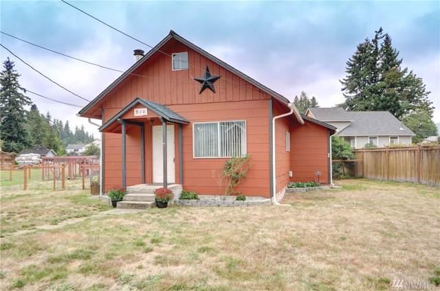 510 Center St W, Eatonville, WA 98328 (#1506147) :: Chris Cross Real Estate Group
