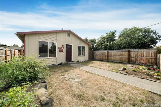 1809 W 4th Ave, Olympia, WA 98502 (#1506164) :: Keller Williams Western Realty