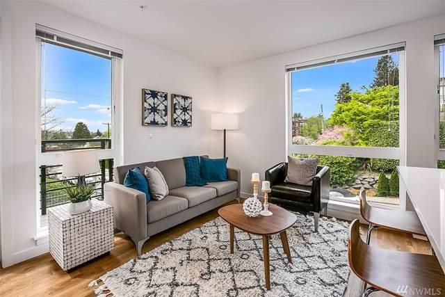 750 11th Ave E #405, Seattle, WA 98102 (#1506270) :: Beach & Blvd Real Estate Group
