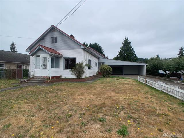 614 W Young St, Elma, WA 98541 (#1506339) :: Real Estate Solutions Group