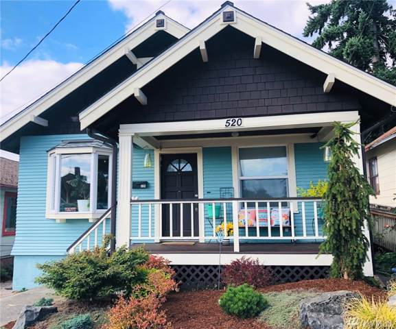 520 Ml King Wy, Bremerton, WA 98337 (#1506340) :: McAuley Homes