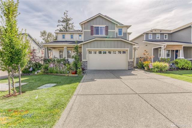 16221 81st Ave E, Puyallup, WA 98375 (#1506458) :: Keller Williams Western Realty