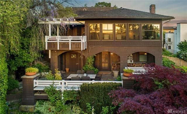 715 W Prospect St, Seattle, WA 98119 (#1506489) :: Alchemy Real Estate