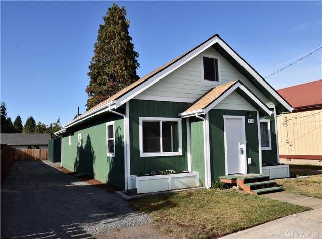 318 W 4th Ave, Pe Ell, WA 98572 (MLS #1506531) :: Matin Real Estate Group