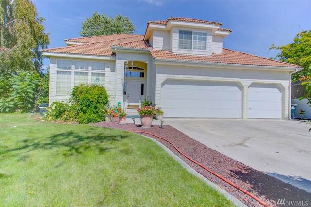204 E Tanglewood Dr, Moses Lake, WA 98837 (#1506591) :: The Robinett Group