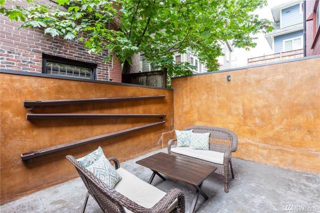 752 Bellevue Ave E #106, Seattle, WA 98102 (#1506633) :: Real Estate Solutions Group