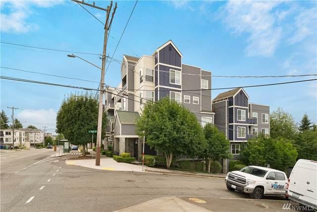 9057 Greenwood Ave N #104, Seattle, WA 98103 (#1506738) :: Kimberly Gartland Group