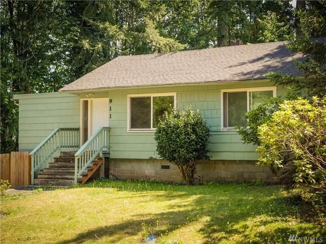 911 Olympic Ave, Shelton, WA 98584 (#1506746) :: Keller Williams Realty Greater Seattle