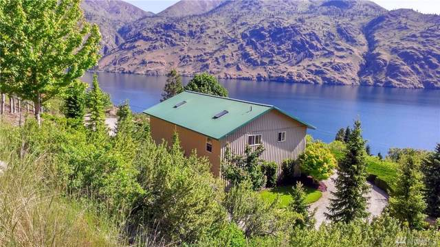17975 S Lakeshore Rd, Chelan, WA 98816 (#1506935) :: Real Estate Solutions Group