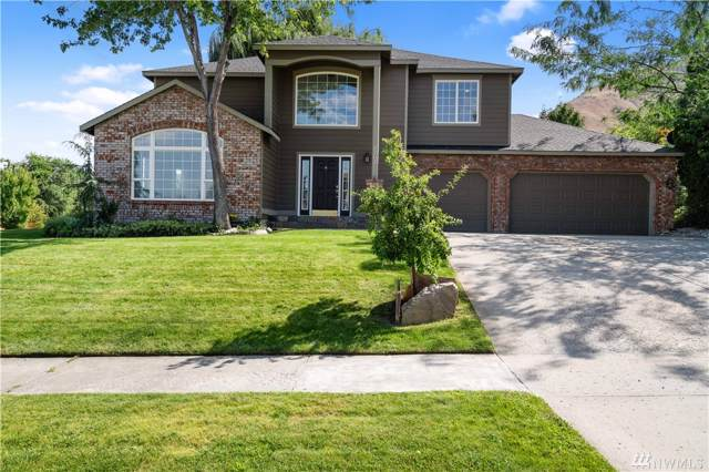2203 Stephanie Brooke, Wenatchee, WA 98801 (#1506977) :: Ben Kinney Real Estate Team