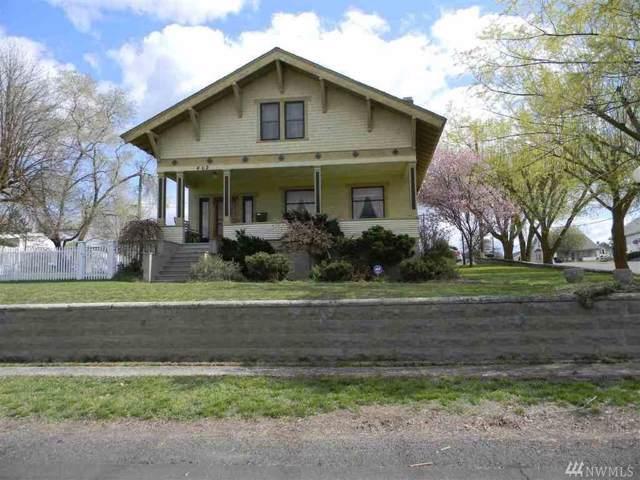 402 E 2nd Ave, Ritzville, WA 99169 (#1507072) :: KW North Seattle
