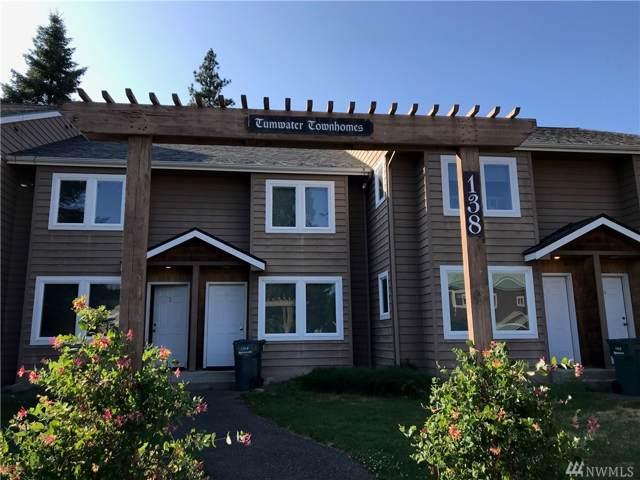 138 W Whitman #3, Leavenworth, WA 98826 (#1507115) :: Ben Kinney Real Estate Team