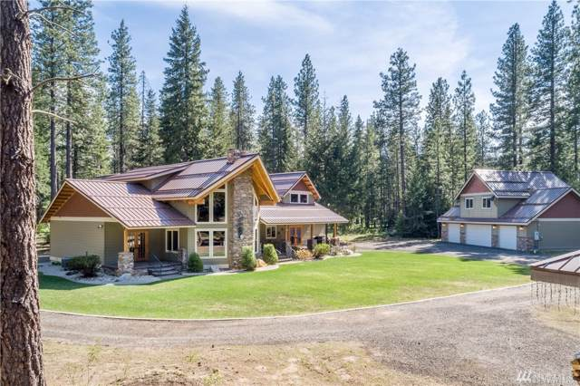 14155 Chiwawa Loop Rd, Leavenworth, WA 98826 (#1507193) :: Ben Kinney Real Estate Team