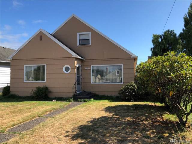 1311 W 2nd St, Aberdeen, WA 98520 (#1507264) :: Northwest Home Team Realty, LLC