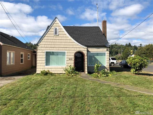 2100 Aberdeen Ave, Aberdeen, WA 98520 (#1507274) :: Northwest Home Team Realty, LLC