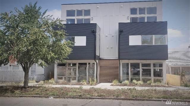 913-915 S J St 1-8, Tacoma, WA 98405 (#1507285) :: McAuley Homes