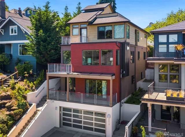 2619 Warren Ave N, Seattle, WA 98109 (#1507300) :: Record Real Estate