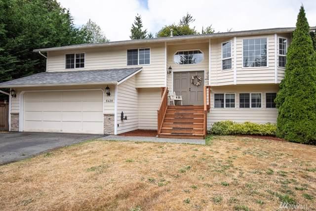 6420 72nd Dr NE, Marysville, WA 98270 (#1507308) :: Keller Williams Realty Greater Seattle