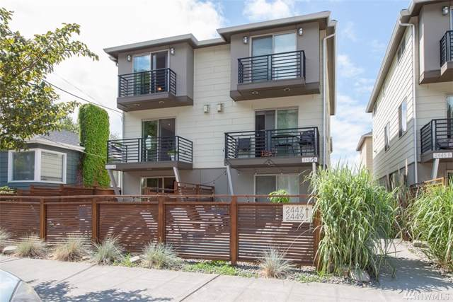 2451 55th Ave SW B, Seattle, WA 98116 (#1507311) :: Record Real Estate