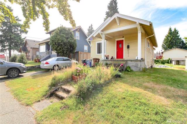 1616 S 25th St, Tacoma, WA 98405 (#1507327) :: Better Properties Lacey