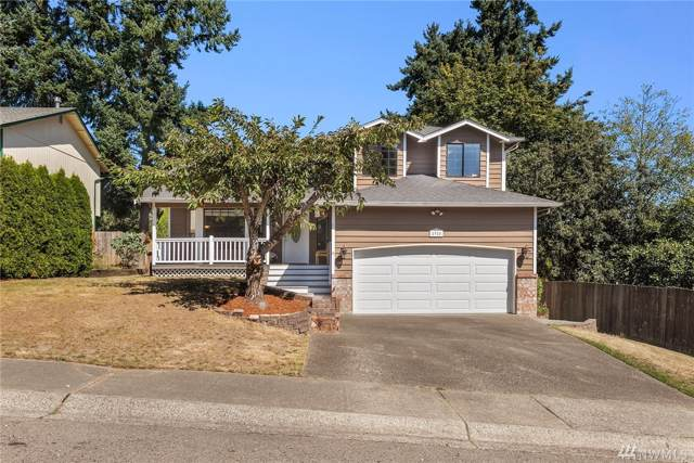 2328 S 357th St, Federal Way, WA 98003 (#1507348) :: Chris Cross Real Estate Group