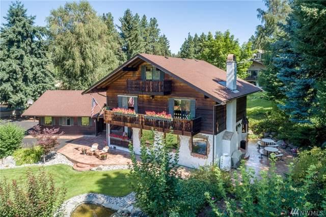 9703 E Leavenworth Rd, Leavenworth, WA 98826 (#1507453) :: Alchemy Real Estate