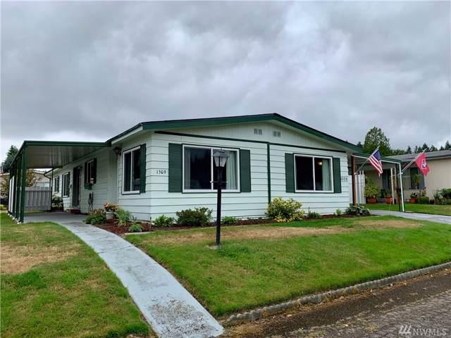 1509 Alonda Lane NE, Olympia, WA 98516 (#1507512) :: Real Estate Solutions Group