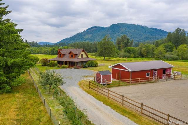 7450 Wheeler Rd, Maple Falls, WA 98226 (#1507572) :: Real Estate Solutions Group