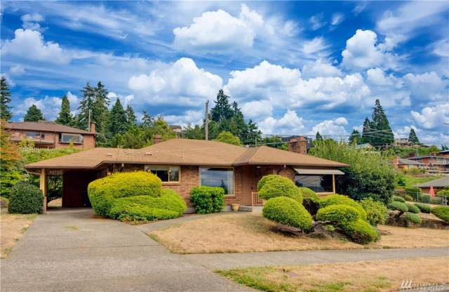 8720 40th Ave SW, Seattle, WA 98136 (#1507620) :: Ben Kinney Real Estate Team