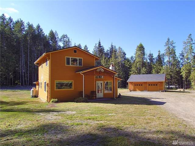 126 S Eldridge Rd, Sequim, WA 98382 (#1507626) :: Kimberly Gartland Group
