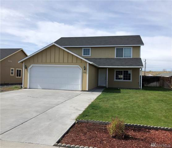 722 N Penrose St, Moses Lake, WA 98837 (#1507694) :: TRI STAR Team | RE/MAX NW