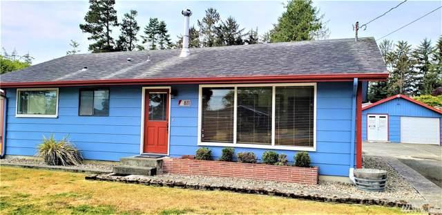 811 S Montesano St, Westport, WA 98595 (#1508037) :: Chris Cross Real Estate Group