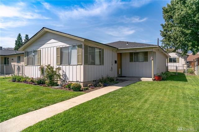 128 N Garfield Ave, Wenatchee, WA 98801 (#1508208) :: Ben Kinney Real Estate Team